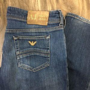 Woman's AJ Armani Jeans size 30